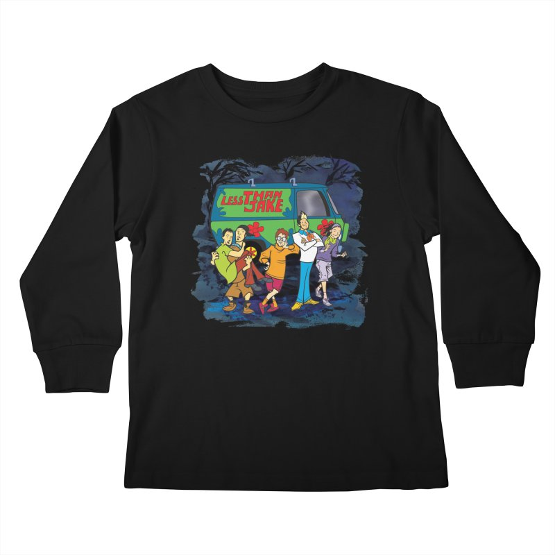 TVEP Scooby Kids Longsleeve T-Shirt by Less Than Jake T-Shirts and more!