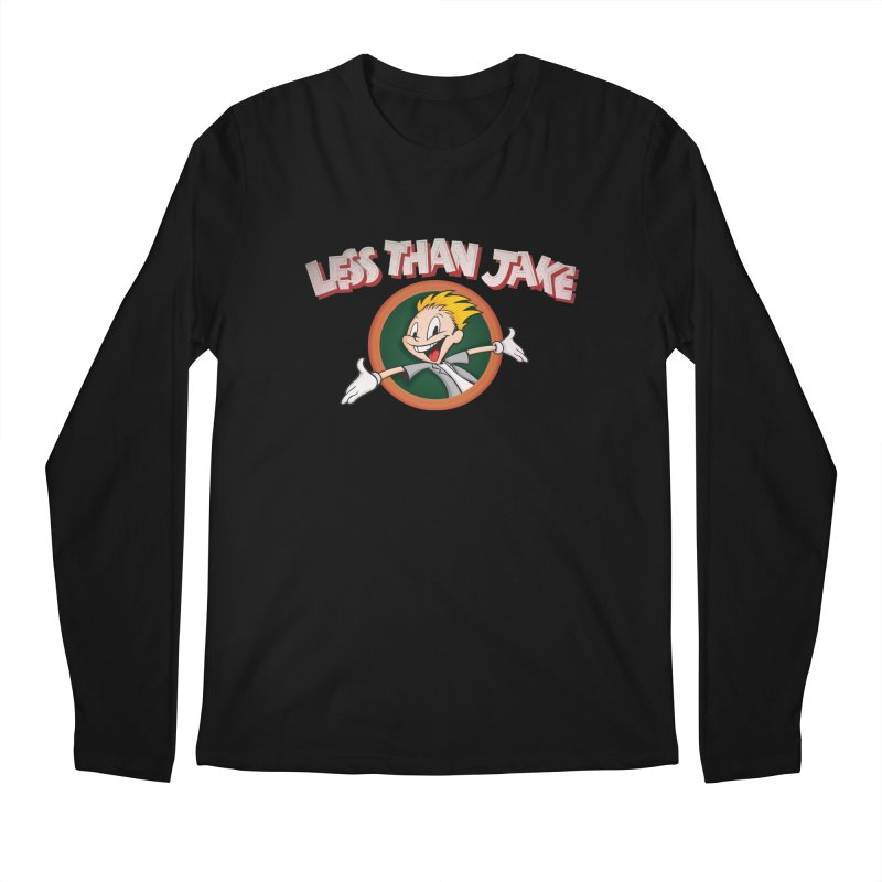 LTJ Looney Men's Regular Longsleeve T-Shirt by Less Than Jake T-Shirts and more!