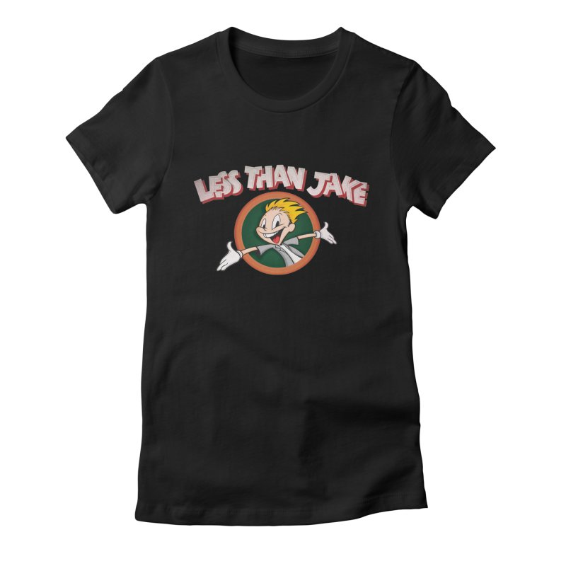 LTJ Looney Women's T-Shirt by Less Than Jake T-Shirts and more!