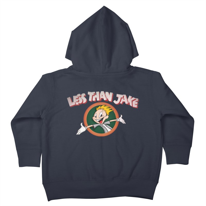 LTJ Looney Kids Toddler Zip-Up Hoody by Less Than Jake T-Shirts and more!