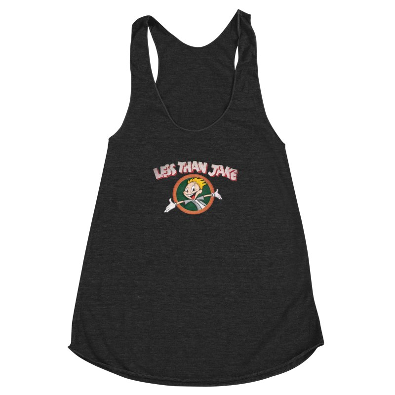 LTJ Looney Women's Racerback Triblend Tank by Less Than Jake T-Shirts and more!