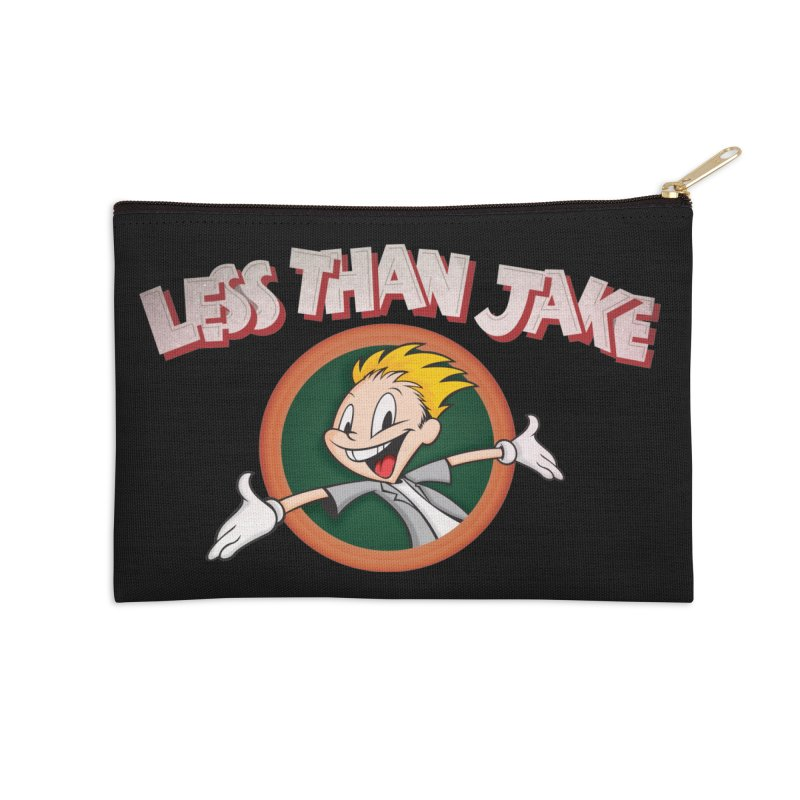LTJ Looney Accessories Zip Pouch by Less Than Jake T-Shirts and more!