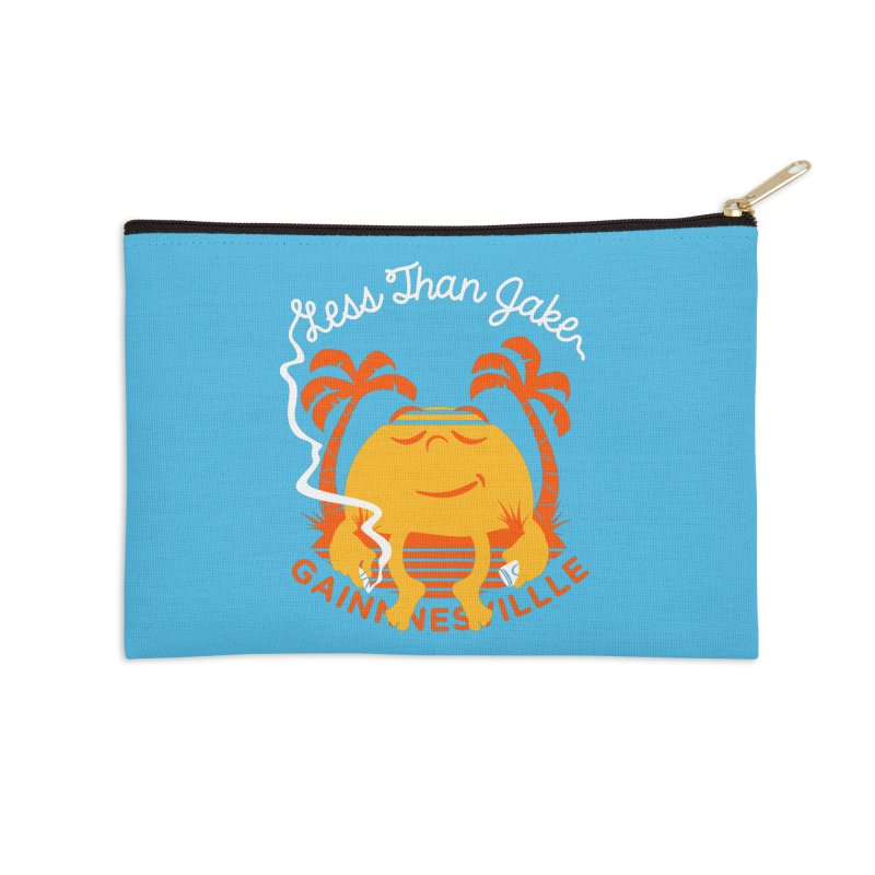 LTJ Sunset Accessories Zip Pouch by Less Than Jake T-Shirts and more!