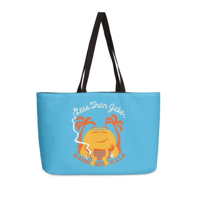 LTJ Sunset Accessories Weekender Bag Bag by Less Than Jake T-Shirts and more!