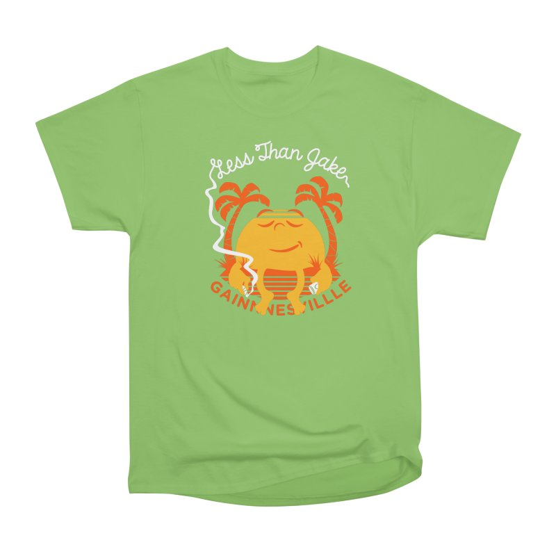 LTJ Sunset Women's Heavyweight Unisex T-Shirt by Less Than Jake T-Shirts and more!
