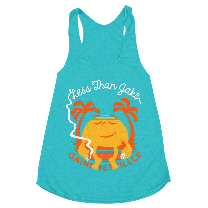 LTJ Sunset Women's Tank by Less Than Jake T-Shirts and more!
