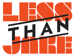 Logo for Less Than Jake T-Shirts and more!