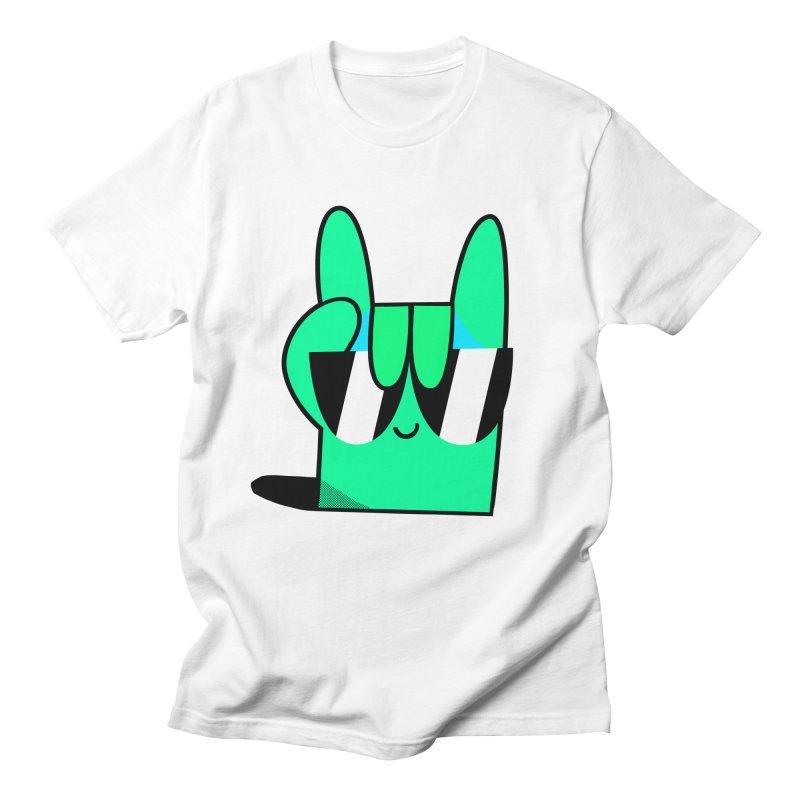 Stay Cool Men's T-Shirt by letsbrock's Artist Shop