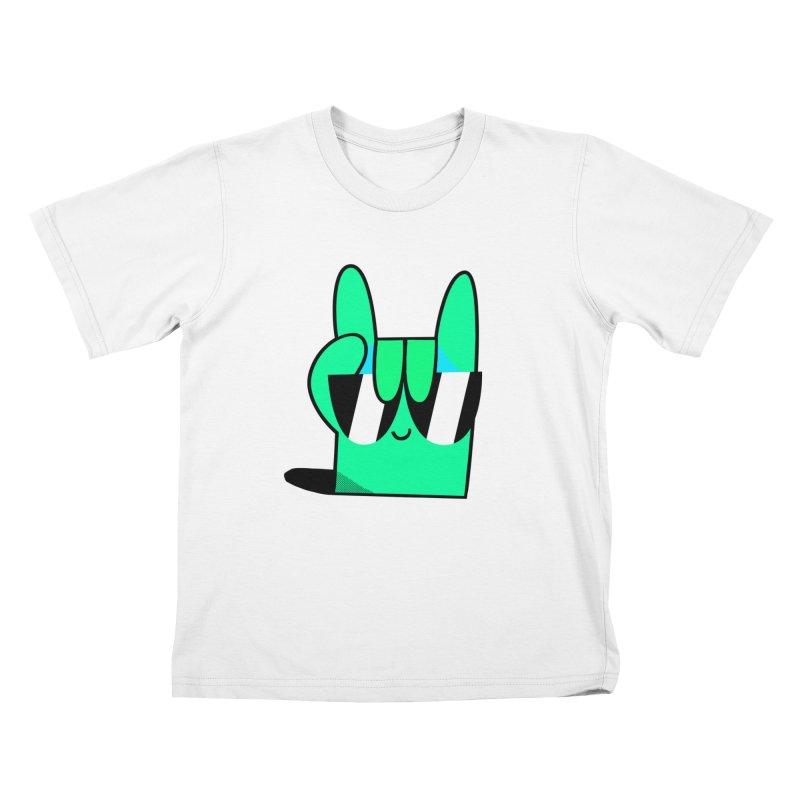 Stay Cool Kids T-Shirt by letsbrock's Artist Shop