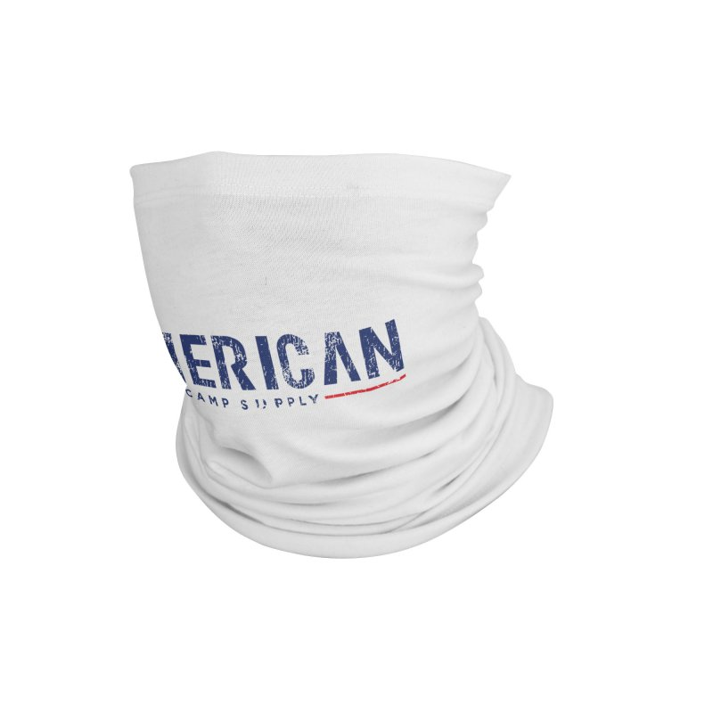 American Camp Supply Distressed Accessories Neck Gaiter by American Camp Supply
