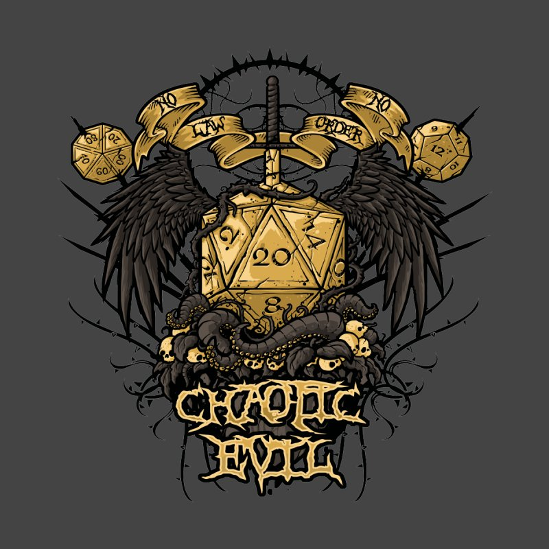 Chaotic Evil   by letterq's Artist Shop