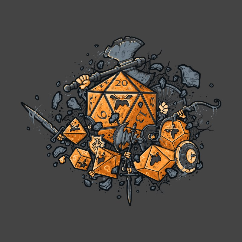 RPG United   by letterq's Artist Shop