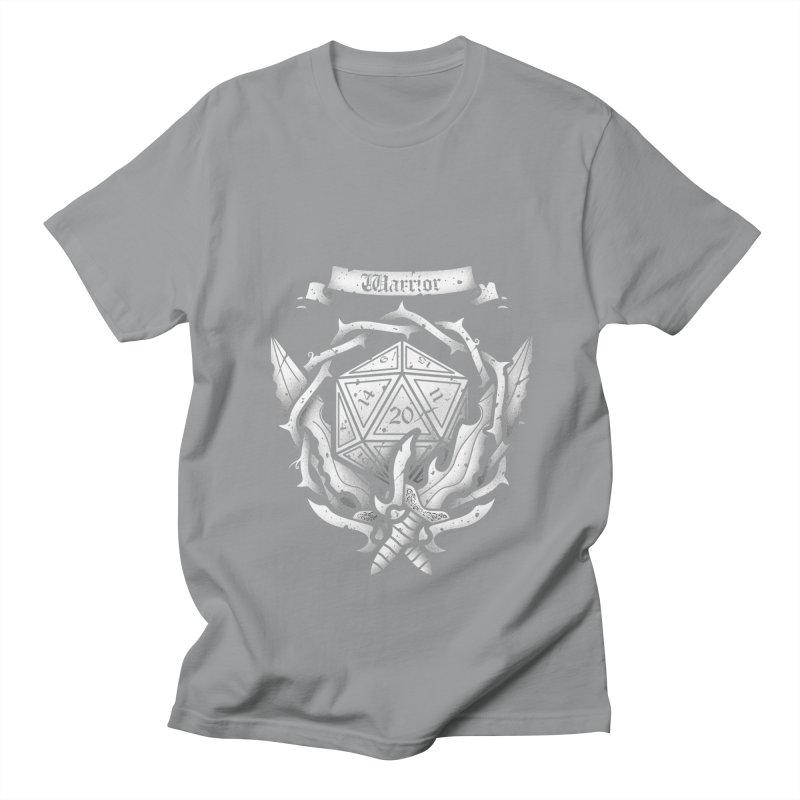 Warrior Crest Women's Unisex T-Shirt by letterq's Artist Shop