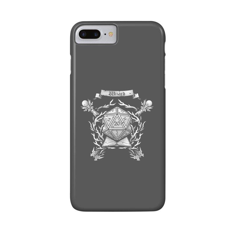 Wizard Crest Accessories Phone Case by letterq's Artist Shop