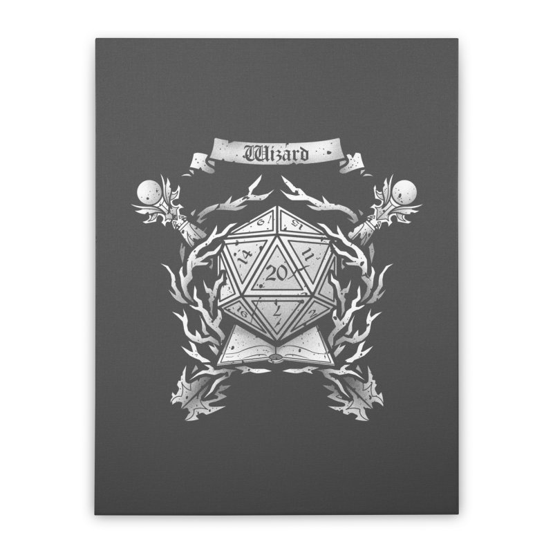 Wizard Crest   by letterq's Artist Shop