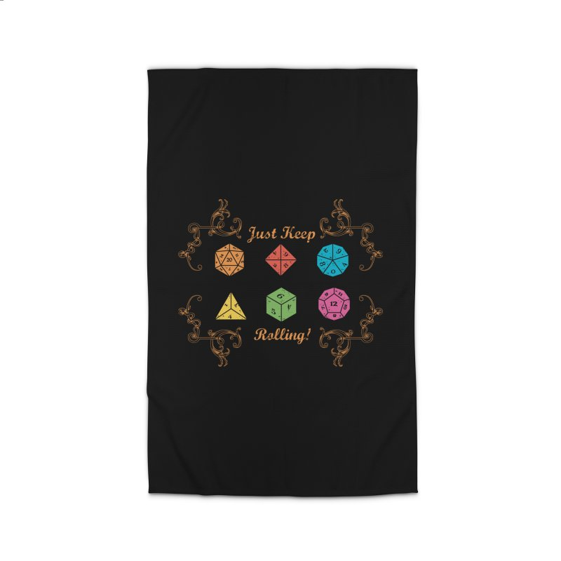 Just Keep Rolling   by letterq's Artist Shop