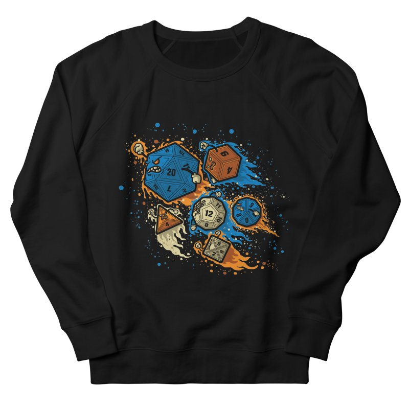RPG United Remix Men's Sweatshirt by letterq's Artist Shop