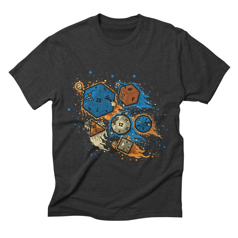 RPG United Remix Men's Triblend T-Shirt by letterq's Artist Shop