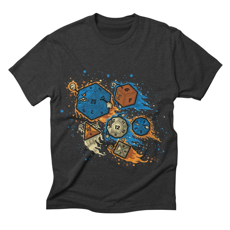 RPG United Remix Men's Triblend T-shirt by letterq's Artist Shop