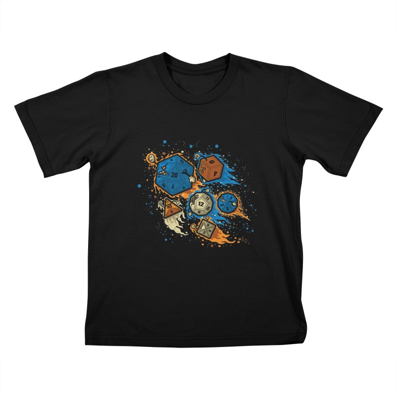 RPG United Remix Kids Toddler T-Shirt by letterq's Artist Shop