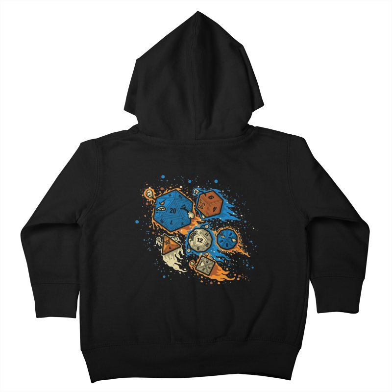 RPG United Remix Kids Toddler Zip-Up Hoody by letterq's Artist Shop