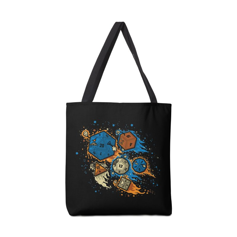 RPG United Remix Accessories Bag by letterq's Artist Shop