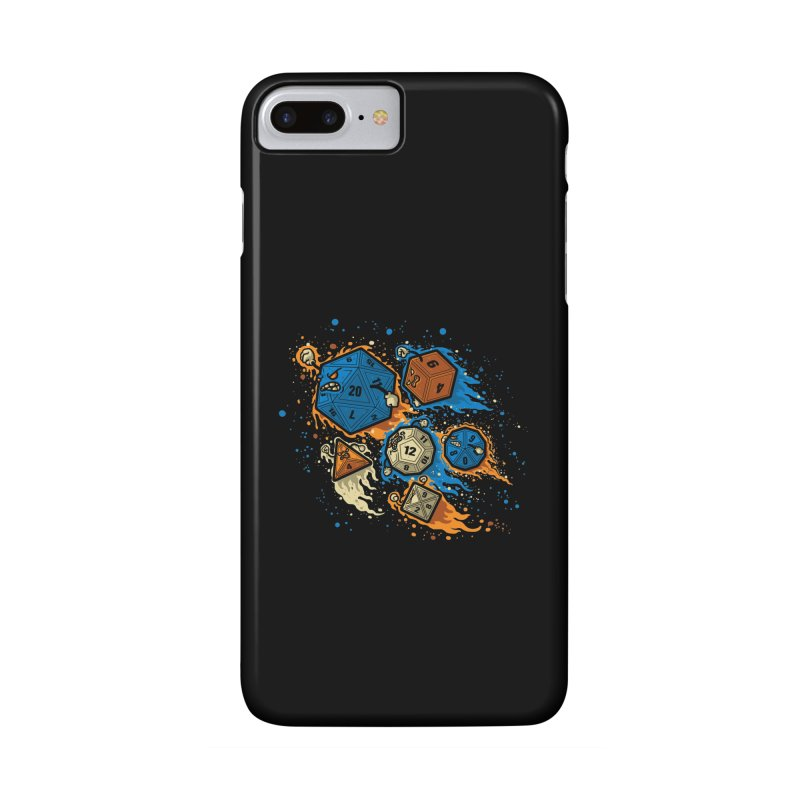 RPG United Remix Accessories Phone Case by letterq's Artist Shop