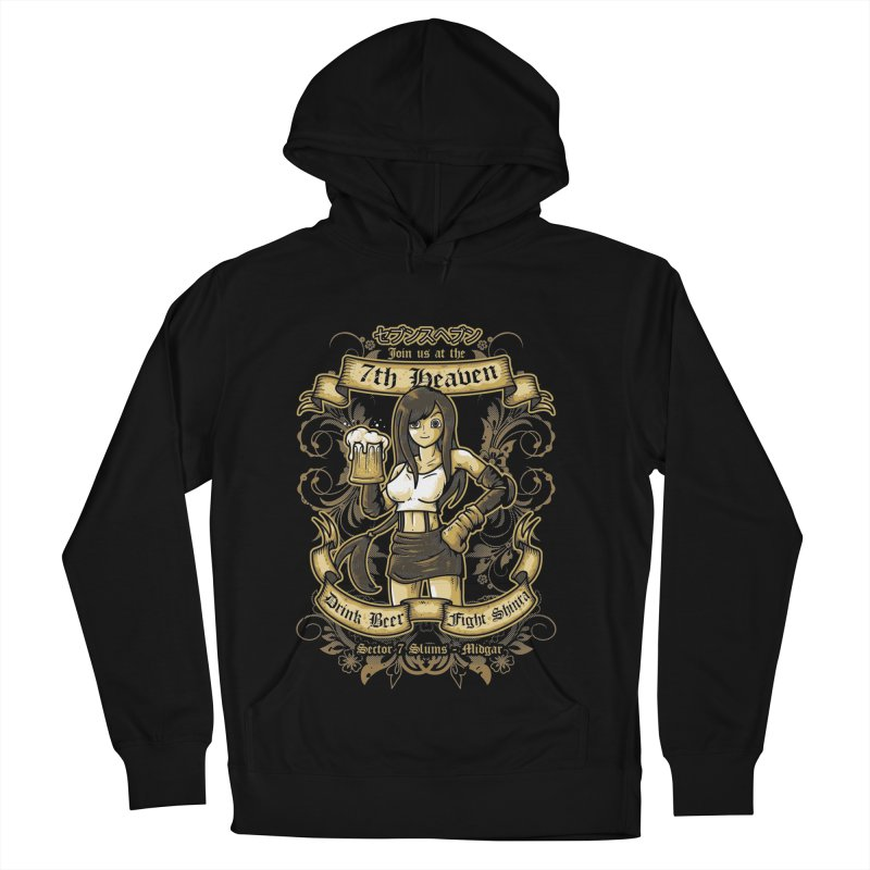 7th Heaven Men's Pullover Hoody by letterq's Artist Shop
