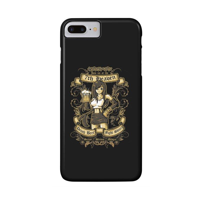 7th Heaven Accessories Phone Case by letterq's Artist Shop