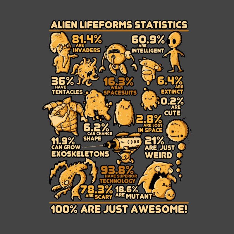 Alien Statistics by letterq's Artist Shop