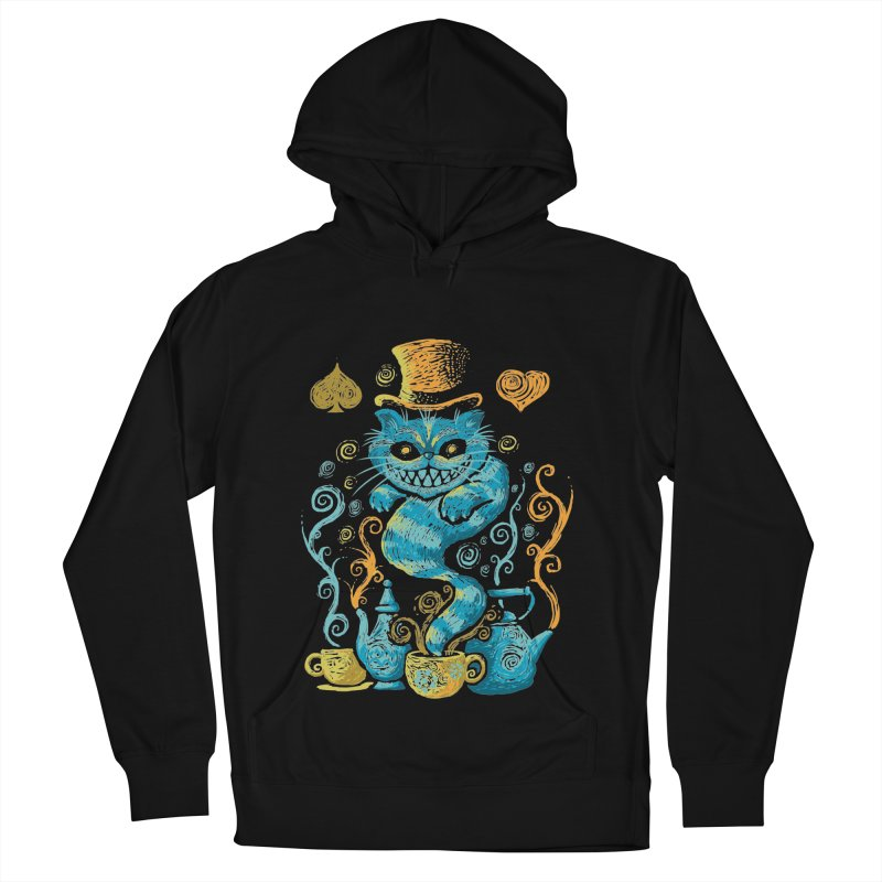 Wonderland Impressions Women's Pullover Hoody by letterq's Artist Shop