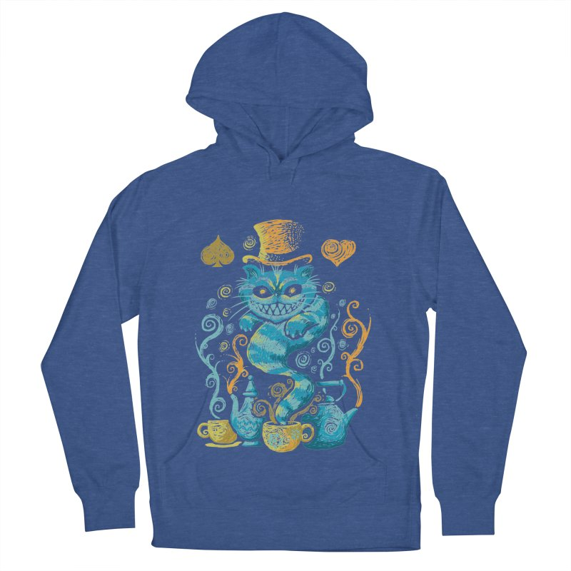 Wonderland Impressions Men's Pullover Hoody by letterq's Artist Shop