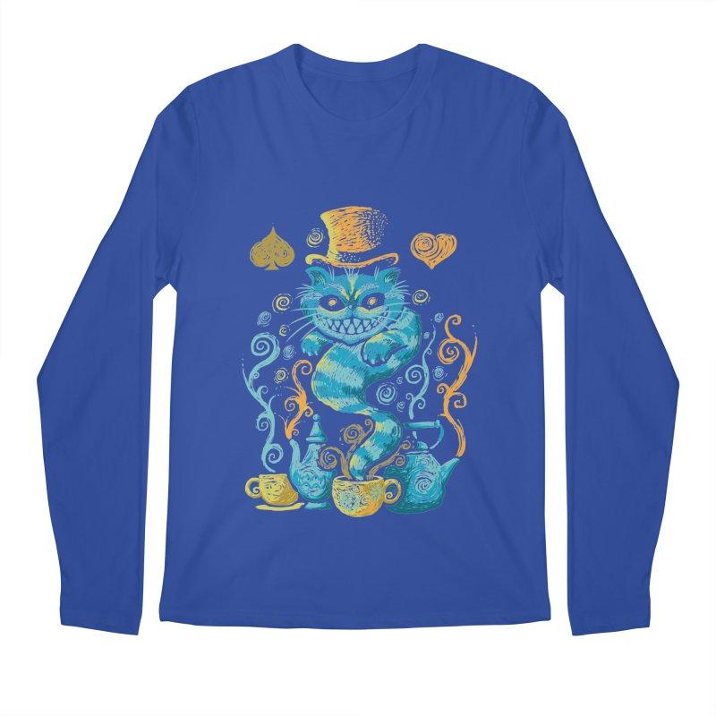 Wonderland Impressions Men's Longsleeve T-Shirt by letterq's Artist Shop