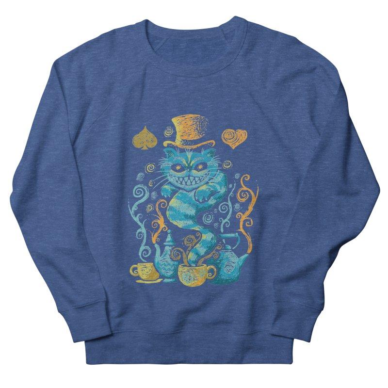 Wonderland Impressions Men's Sweatshirt by letterq's Artist Shop