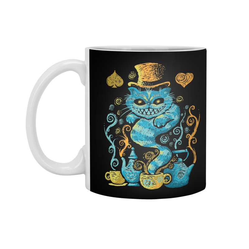 Wonderland Impressions Accessories Mug by letterq's Artist Shop