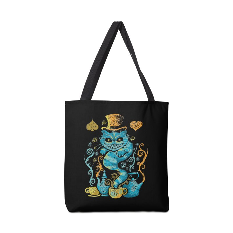 Wonderland Impressions Accessories Bag by letterq's Artist Shop