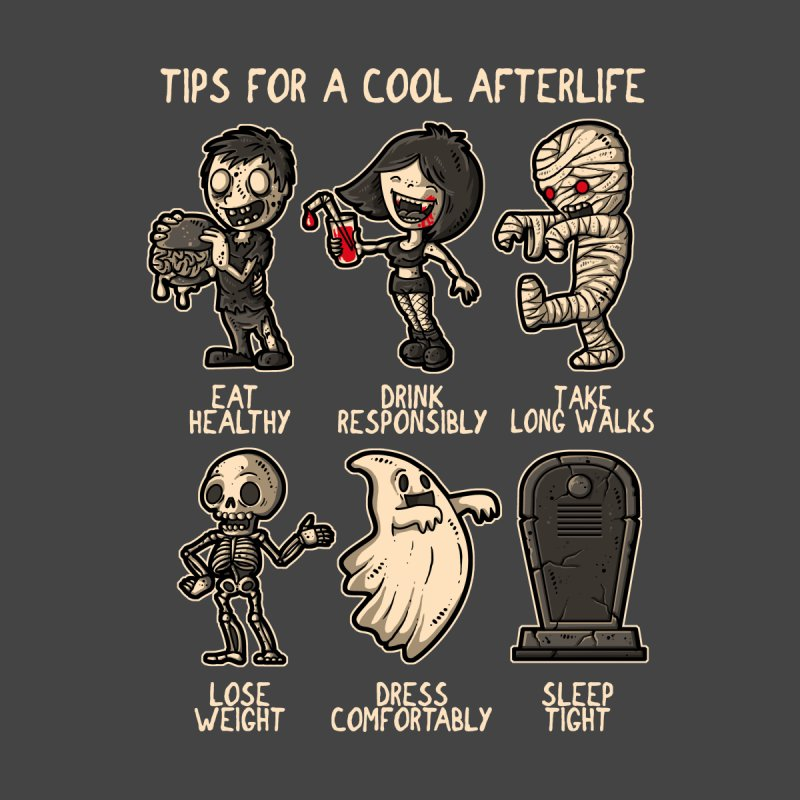 Cool Afterlife None  by letterq's Artist Shop