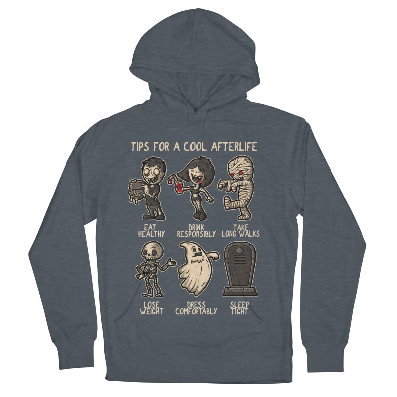 Cool Afterlife Men's Pullover Hoody by letterq's Artist Shop
