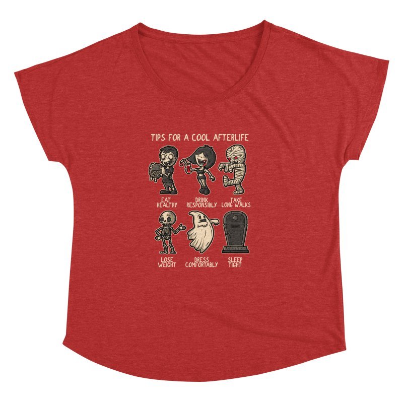 Cool Afterlife Women's Dolman by letterq's Artist Shop