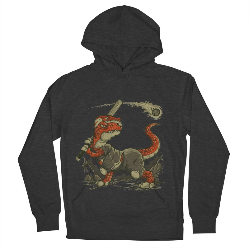 Fight The Asteroid Men's Pullover Hoody by letterq's Artist Shop
