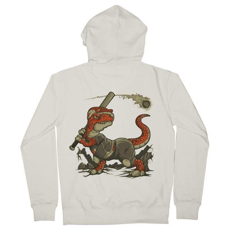 Fight The Asteroid Women's Zip-Up Hoody by letterq's Artist Shop