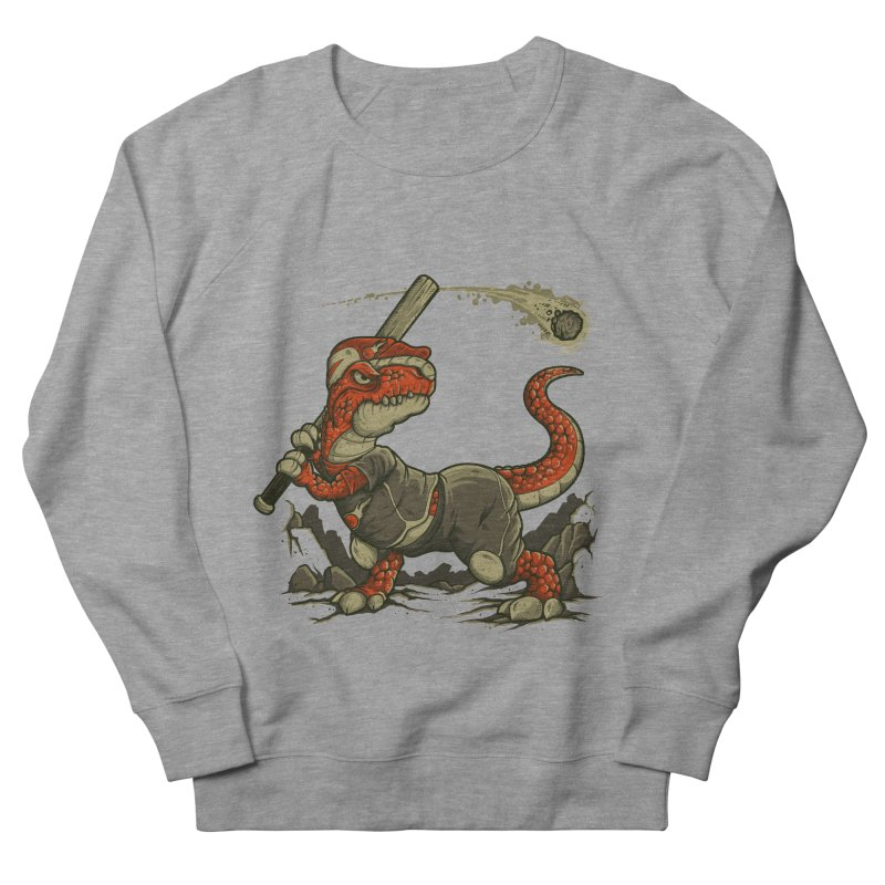 Fight The Asteroid Men's Sweatshirt by letterq's Artist Shop