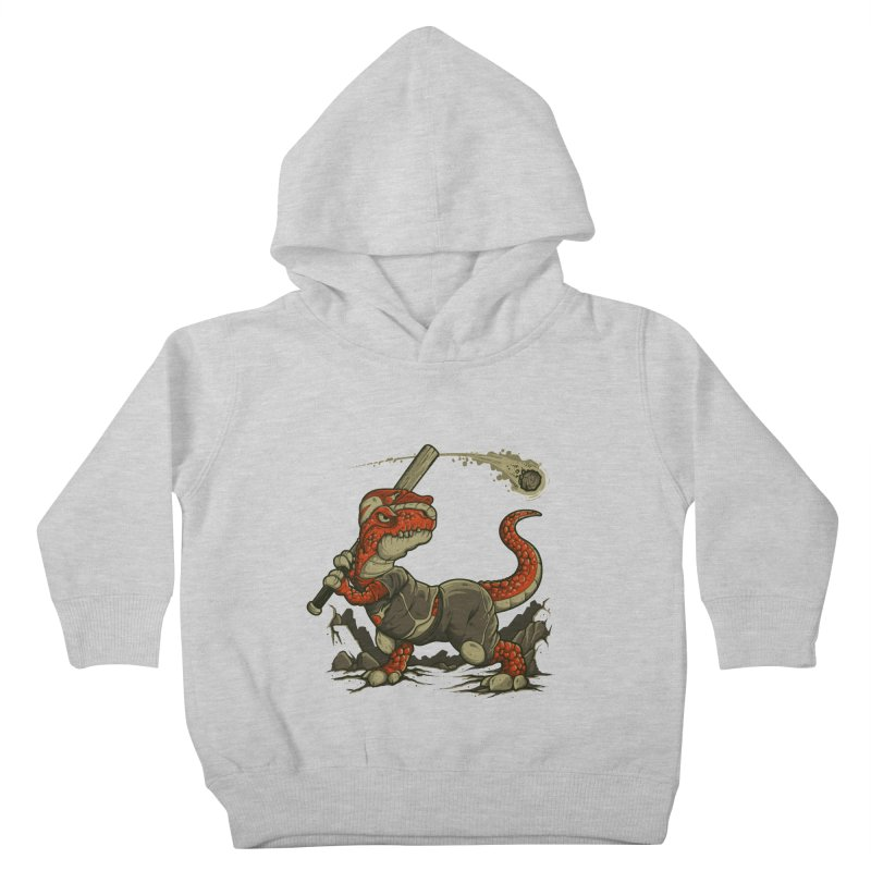 Fight The Asteroid Kids Toddler Pullover Hoody by letterq's Artist Shop