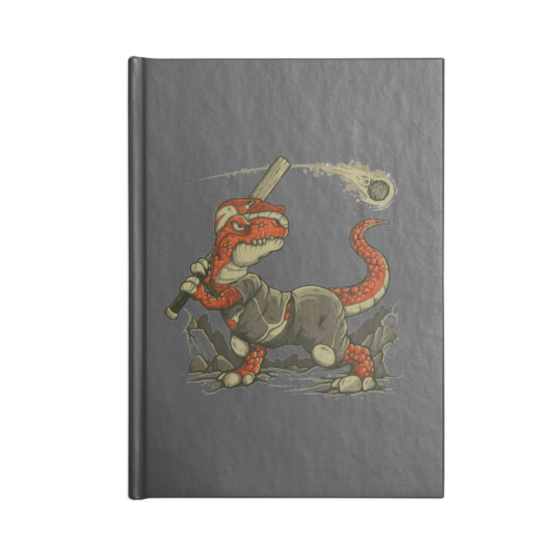 Fight The Asteroid Accessories Notebook by letterq's Artist Shop