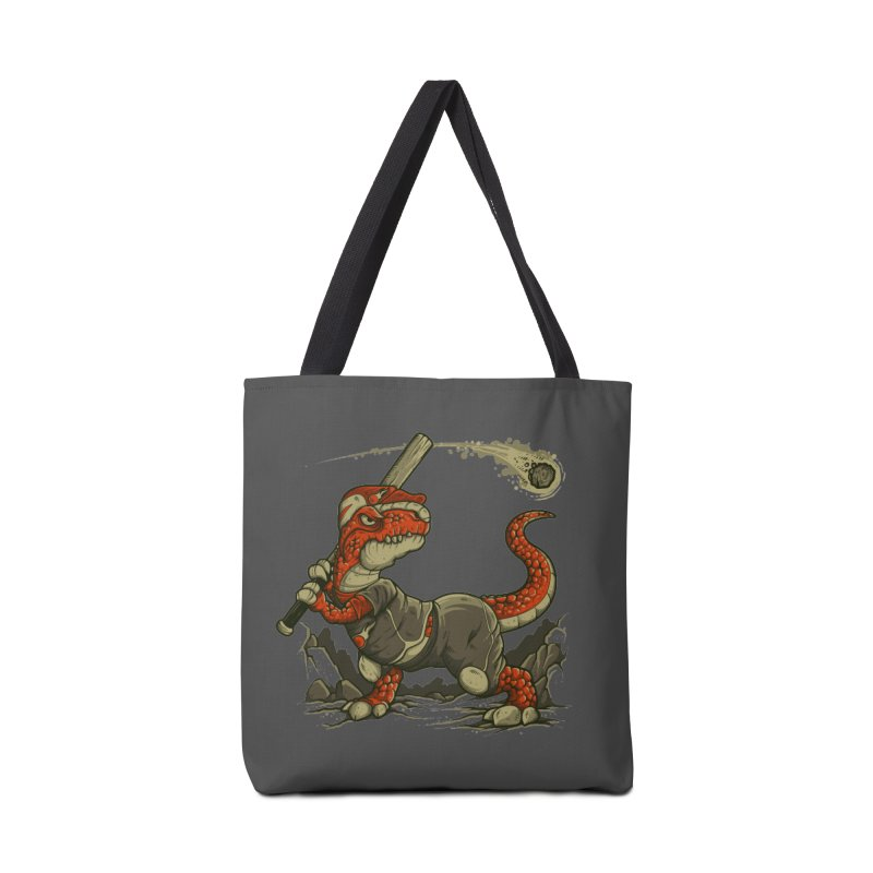 Fight The Asteroid Accessories Bag by letterq's Artist Shop