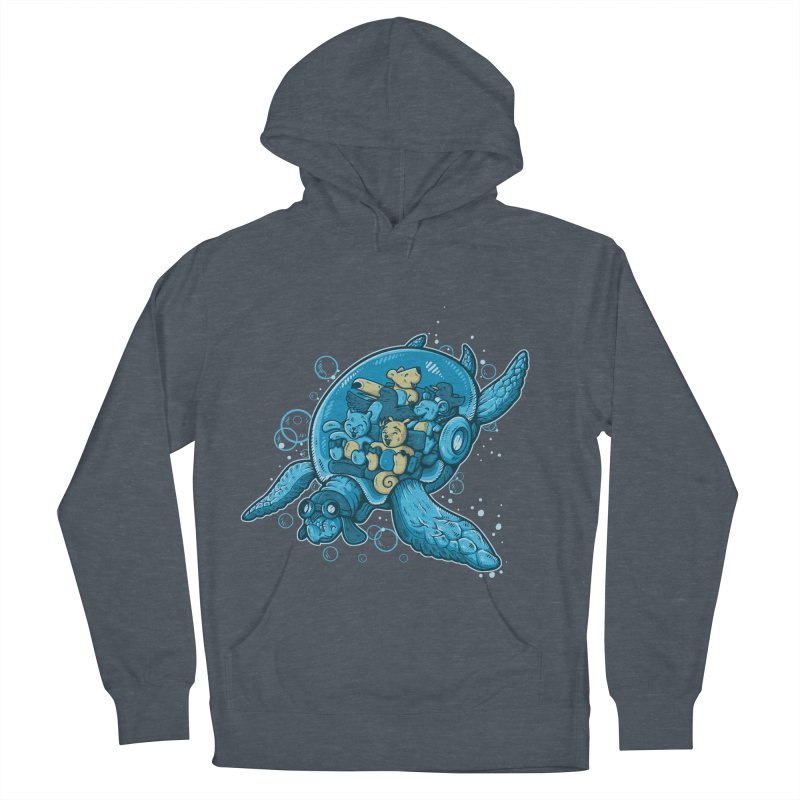 Flying Deep Women's Pullover Hoody by letterq's Artist Shop