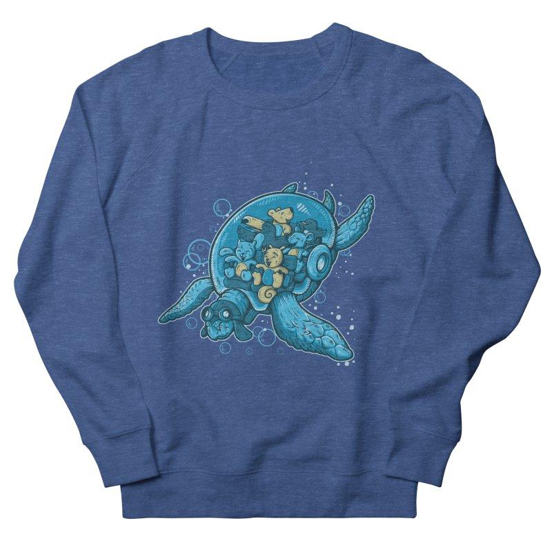 Flying Deep Women's Sweatshirt by letterq's Artist Shop