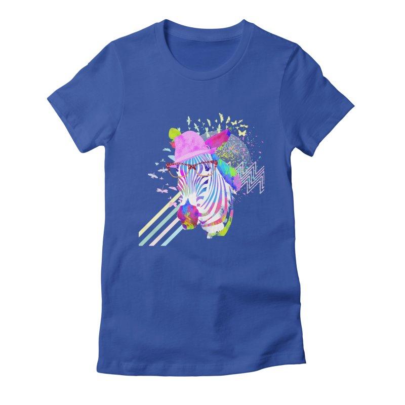 Funky Zebra   by lev's Artist Shop