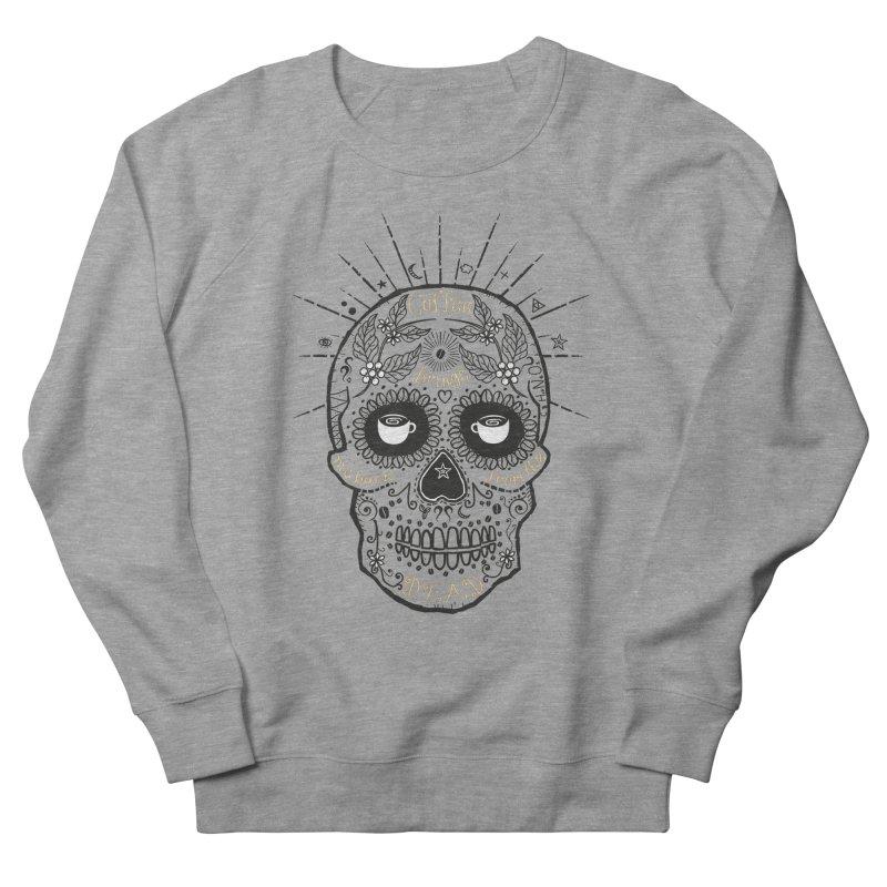 Coffee brings me back from the dead Women's Sweatshirt by lev's Artist Shop
