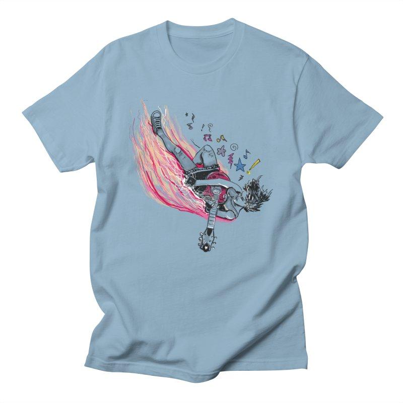 Rock & Roll Men's T-Shirt by levi's Artist Shop